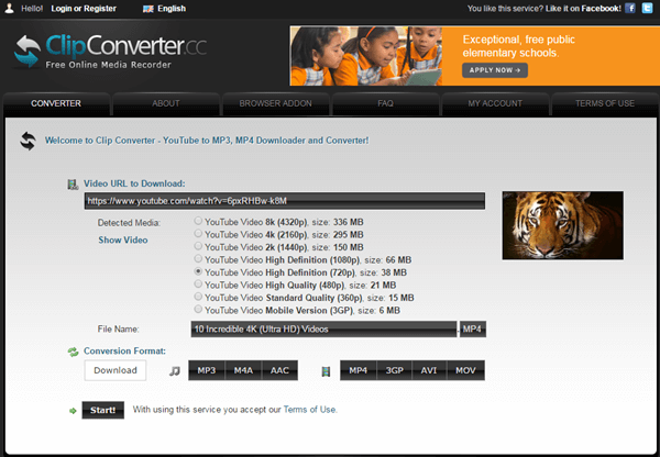 clip converter cc virus