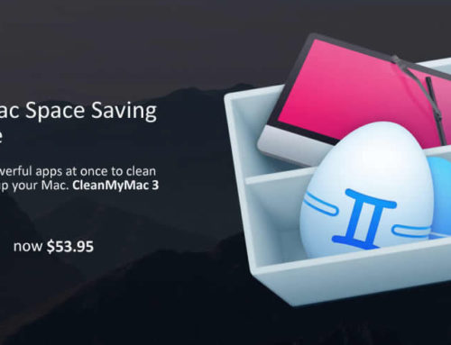 Mac Space Saving Bundle: CleanMyMac+Gemini