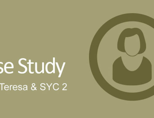 Case Study: Anne Teresa and SYC 2