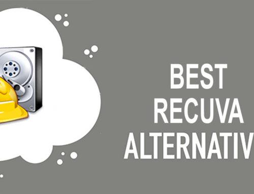 The Best Alternative to Recuva