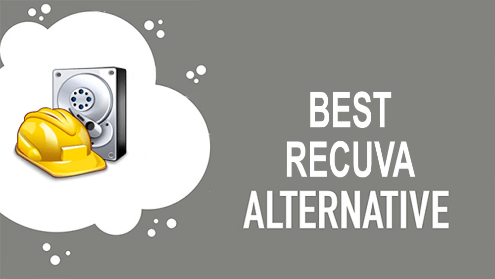 The Best Alternative to Recuva (for Mac and Windows