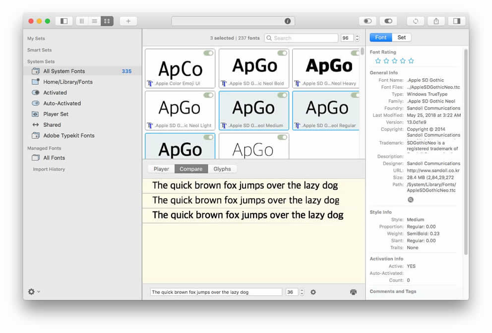 The 2018 Best Font Manager for Mac (We Actually Tested Them