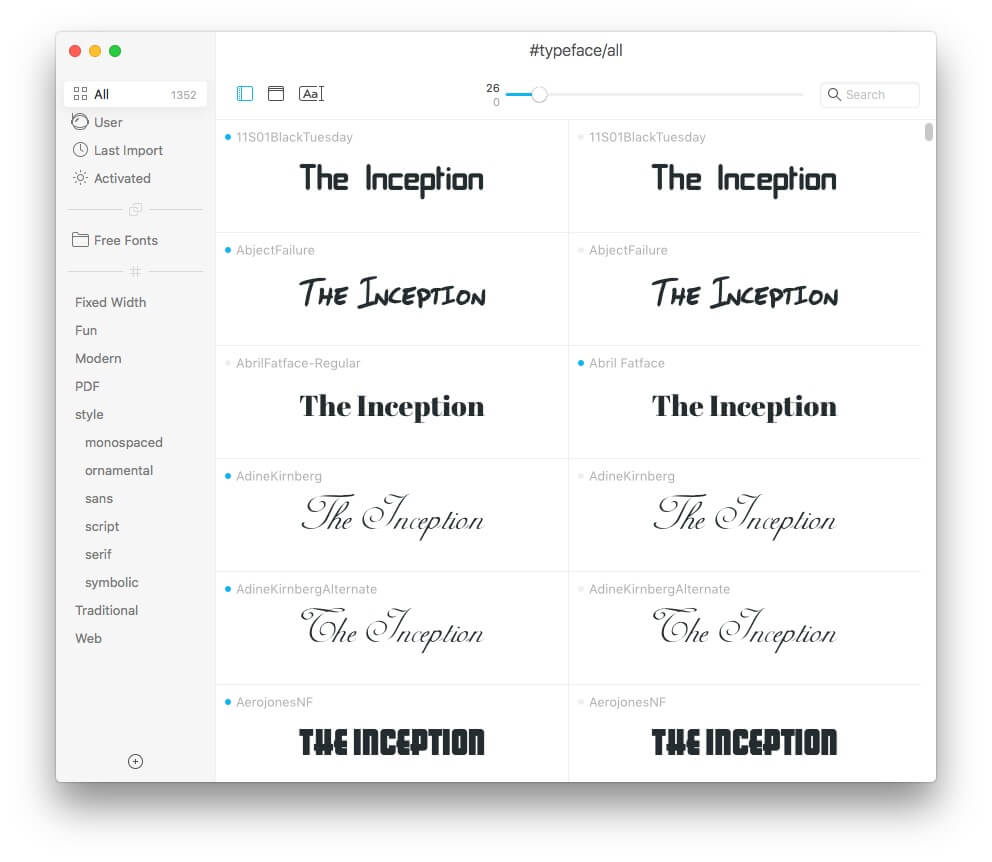 Use your own fonts on web & mobile