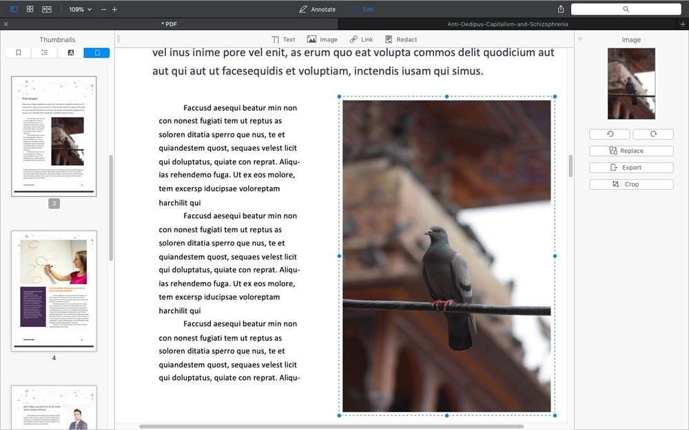 edit pdf online free crop