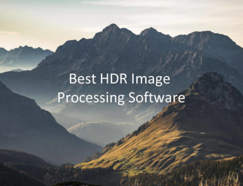 The Best HDR Image Processing Software