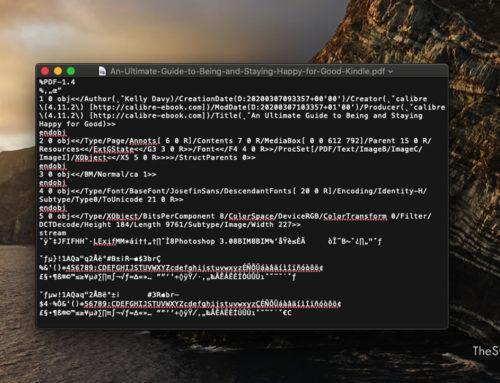The Best Mac PDF Converter