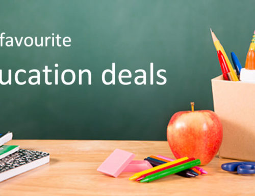Our Favourite Educational Discount Deals