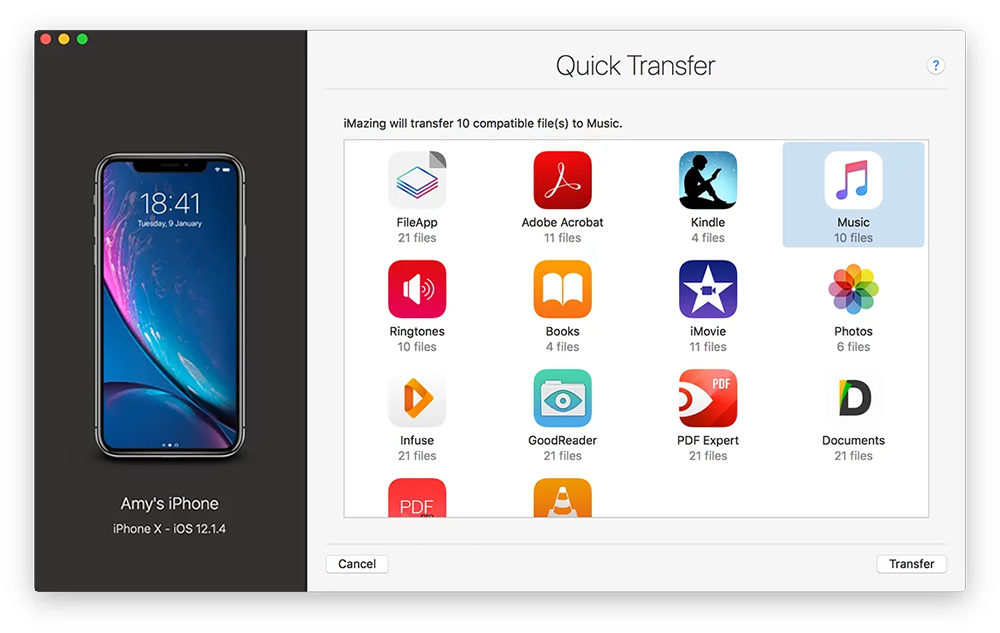 The Best iPhone Transfer/Manager to Replace iTunes