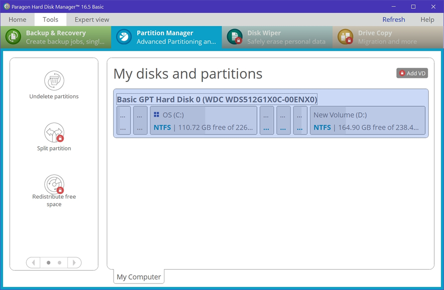 The Best Disk Partition Manager Software for Windows PC | TheSweetBits