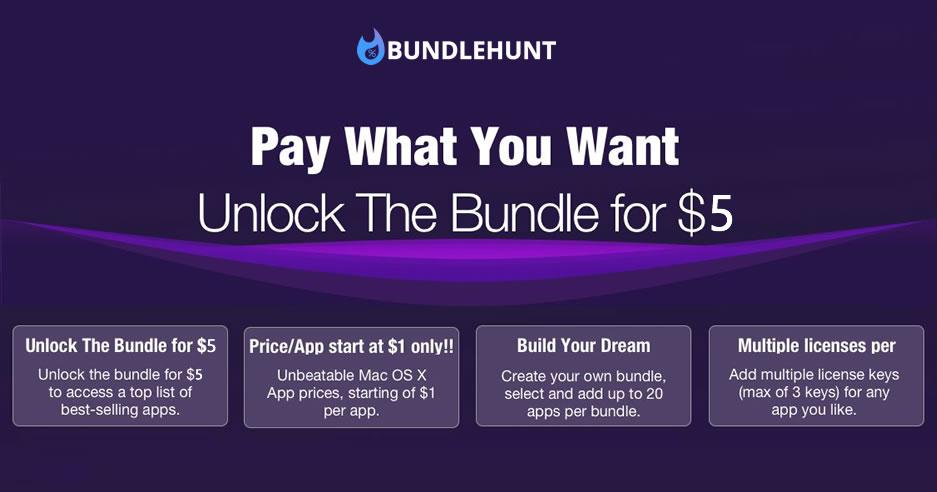 The BundleHunt Creativity Mac App Bundle   TheSweetBits