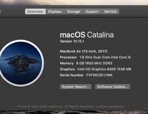 New and Hidden Updates to macOS Catalina Apps