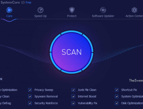 The New Advanced SystemCare 13 FREE