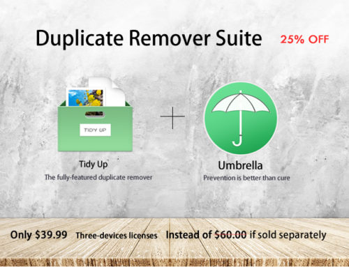 Get This Duplicate Remover Suite Bundle at 25% Off