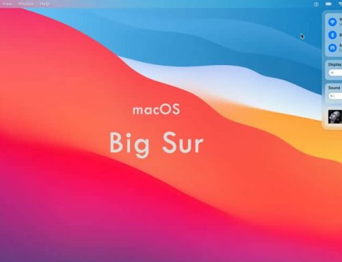 macOS 11 Big Sur Features Roundup