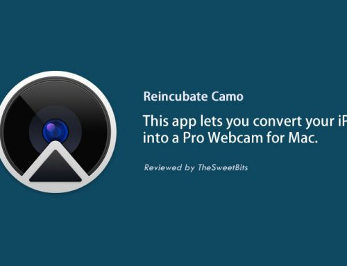 Apps We Love: Reincubate Camo Review