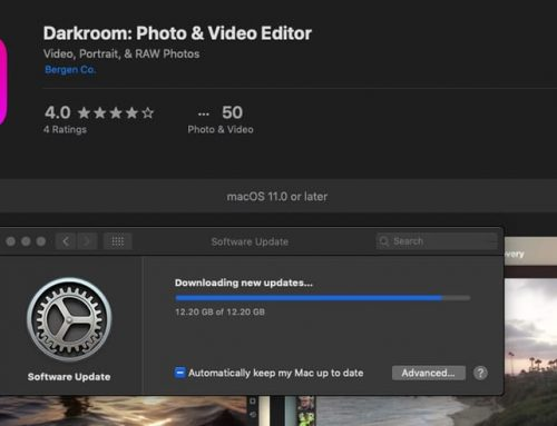 Darkroom: Photo & Video Editor – Join the Dark Side